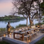 Victoria Falls Riverside Oasis: Matetsi River Lodge