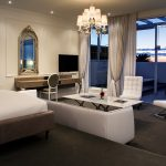 Brand new in South Africa & located directly at Camps Bay beach: The Marly
