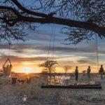 Wie sieht die aktuelle Situation in benachbarten Regionen wie Namibia, Botswana, Sambia und Tansania aus?